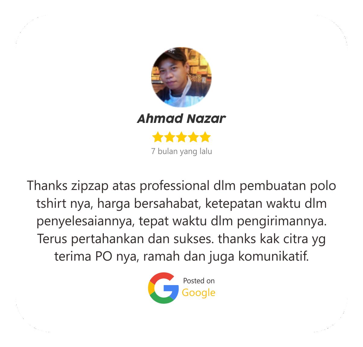 7 AHMAD NAZAR